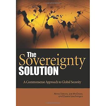 La Solution de la souveraineté: A Common Sense Approach to Global Security