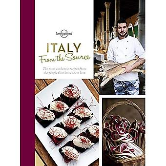 From the Source - Italy: Italy's Most Authentic Recipes From the People That Know Them Best (Lonely Planet General...