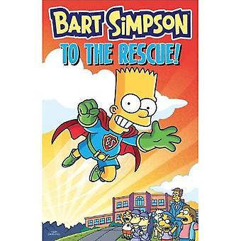 Bart Simpson - aan de redding