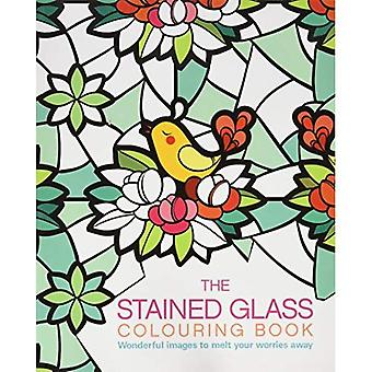 Stained Glass Colouring Book 2 (Colouring Books)