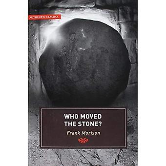 Die verhuisde de steen?