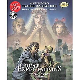 Classical Comics Teaching Resource Pack: Great Expectations (American English)