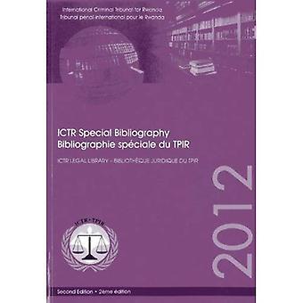 Internationaal Tribunaal voor Rwanda (Ictr) speciale bibliografie 2012