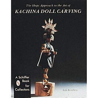 De Hopi benadering van de kunst van Kachina Doll snijwerk