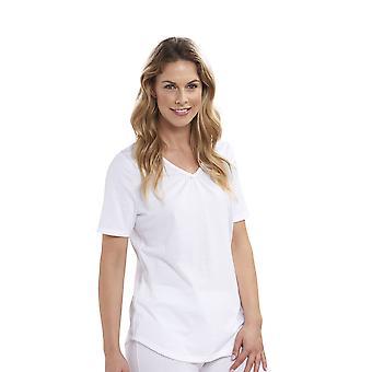 Rosch 1884159 Women's Smart Casual Cotton Pyjama Top