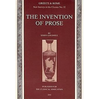 اختراع النثر قبل Goldhill & سيمون