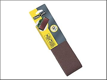 Flexovit Cloth Sanding Belts 533mm x 75mm 50g Coarse (2)