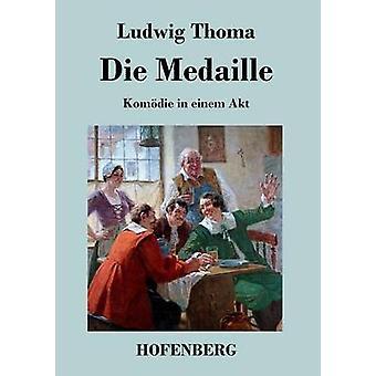 Dø fortjenstmedalje av Ludwig Thoma