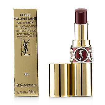 Yves Saint Laurent Rouge Volupte Shine - # 85 Burgundy Love - 4.5g/0.15oz