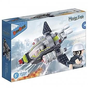 Combat Fighter (155 Pcs)