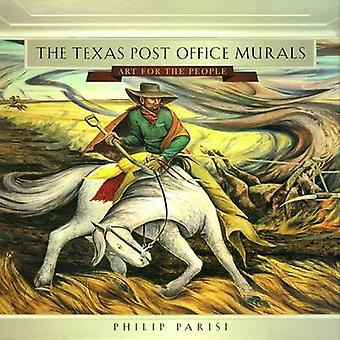 The Texas Post Office Murals - Art for the People by Philip Parisi - 9