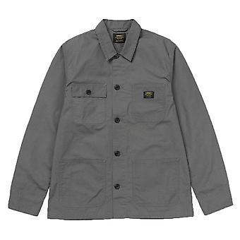 Carhartt WIP Michigan Shirt Jacket Air Force