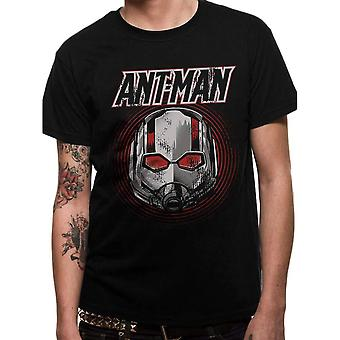 Ant-Man And The Wasp Unisex Vintage Mask Design T-Shirt