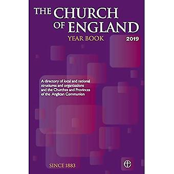 The Church of England Year� Book 2019: A directory of� local and national structures and organizations� and the Churches and Provinces of the Anglican Communion