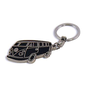 Volkswagen Bus Enamel Key Ring