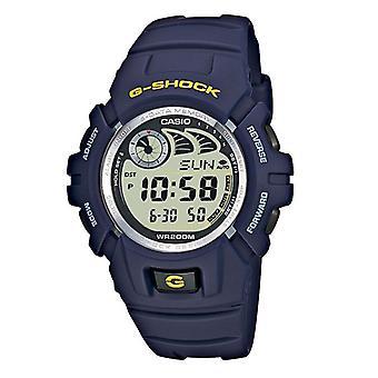 Casio G-Shock Men's Blue Alarm Chronograph Watch G-2900F-2VER