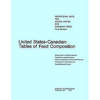 USA-canadiske tabeller af foder sammensætning: ernæringsmæssige data for USA og canadiske feeds, tredje revision