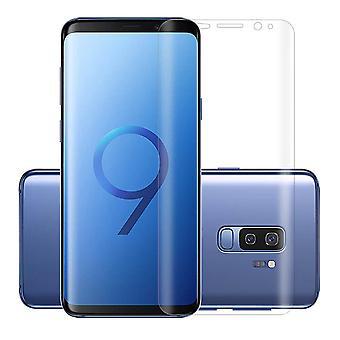 Samsung Galaxy S9 Plus Heltäckande Skärmskydd