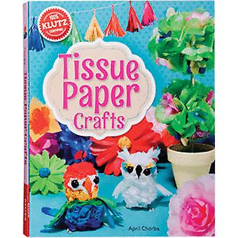 Tissue Paper Crafts Book Kit- 564777