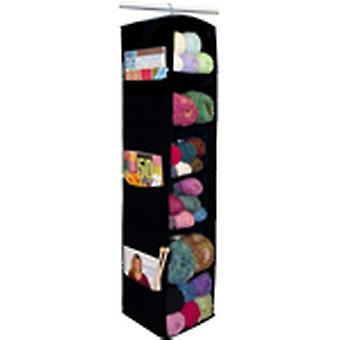 6 Shelf Yarn & Craft Organizer 48