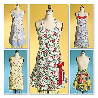 Aprons  All Sizes In One Envelope Pattern B4945  Xy0