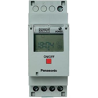 TB6210187 digital 1-channel timer Panasonic TB6210187 220 - 240 Vac SPDT-CO 16 A 250 Vac (Ohmic load) 16 A / (Inductive