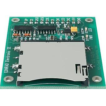 C-Control SD card interface 197220 SPI Compatible with: C-Control