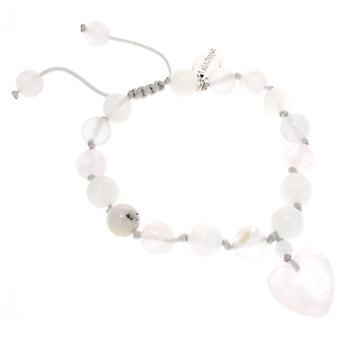 Lola Rose Millie Bracelet Beryl Stone & Multi White Agate