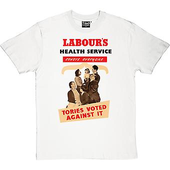 Labour's Health Service Men's T-Shirt