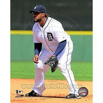 Prince Fielder 2012 Action Sports Photo