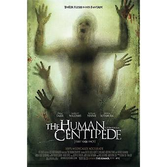 The Human Centipede (First Sequence) Movie Poster (11x17)