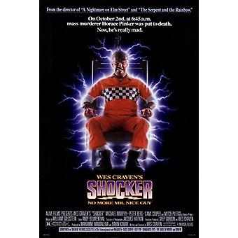 Shocker Movie Poster (11 x 17)