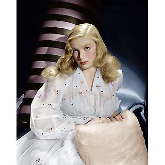 Veronica Lake Ca 1940S Photo Print