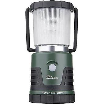 LED Camping lantern LiteXpress Camp 32 battery-powered 404 g Black-green LXL909078B
