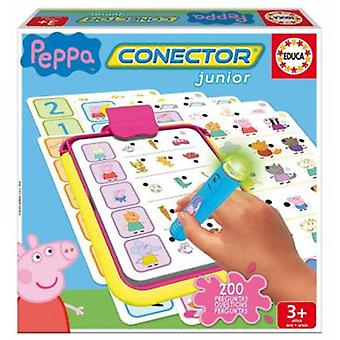 Educa Peppa Pig Junior Connector (Toys , Educative And Creative , Electronics)