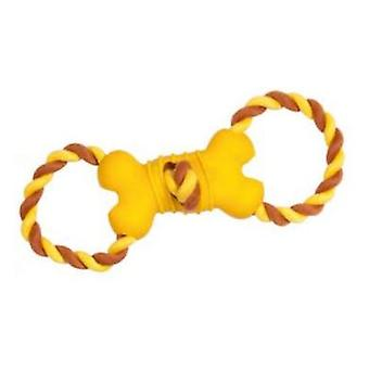 Camon Tpr With Ring Teether Rope (Dogs , Toys & Sport , Chew Toys)