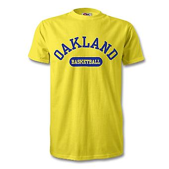 Oakland Basketball T-Shirt