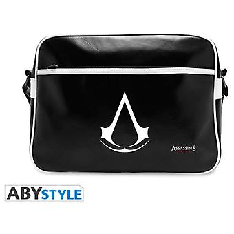 Abysse Assassin'S Creed Messenger Bag Crest Vinyle (Toys , School Zone , Backpacks)
