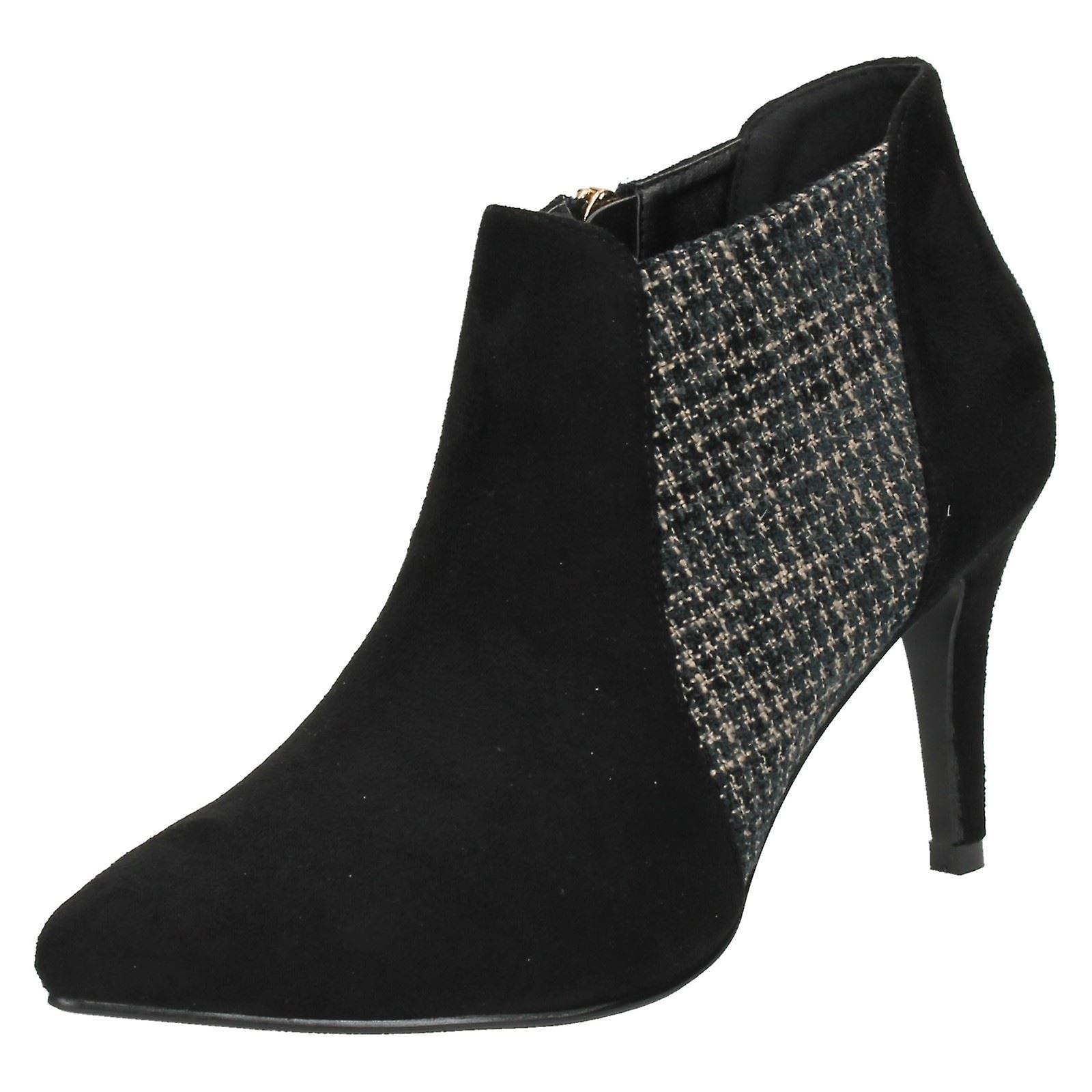 Michelle Ladies Zip Anne Ankle F50373 Boots xF8vpqOwY