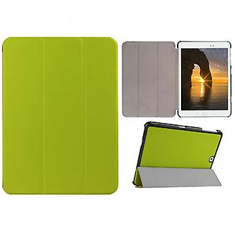 Smart cover case green for Samsung Galaxy tab S2 9.7 SM T810 T815N