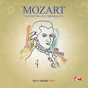 Mozart - Fantasia n ° 4 in C Minor K. 475 [CD] USA importare