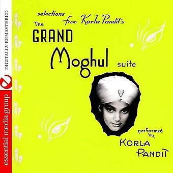 Korla Pandit - Grand Moghul Suite [CD] USA import