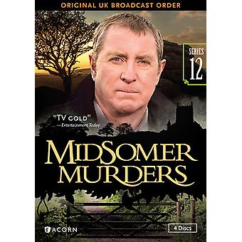 Midsomer Murders Series 12 [DVD] USA import