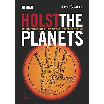 G. Holst - planeter [DVD] USA import