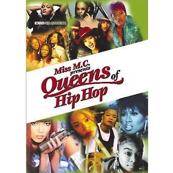 Dronninger af Hip Hop [DVD] USA importerer