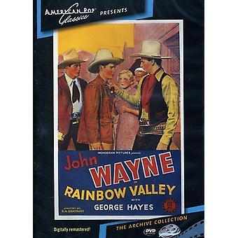 Arco iris Valle (1935) importar de Estados Unidos [DVD]