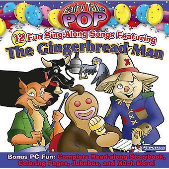 Eventyret Pop - kagemand [CD] USA importerer