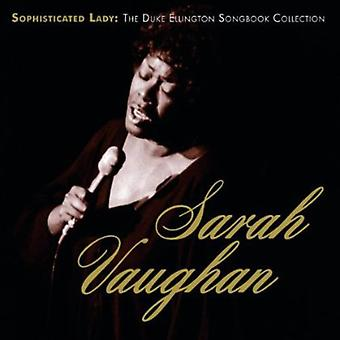 Sarah Vaughan - Sophisticated Lady: Duke Ellington Songbook Collec [CD] USA import