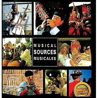 Various Artists - muzikale bronnen [CD] USA importeren