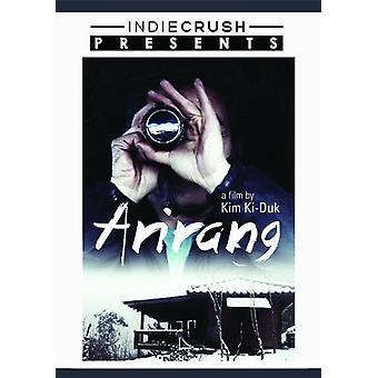 Arirang [DVD] USA importerer